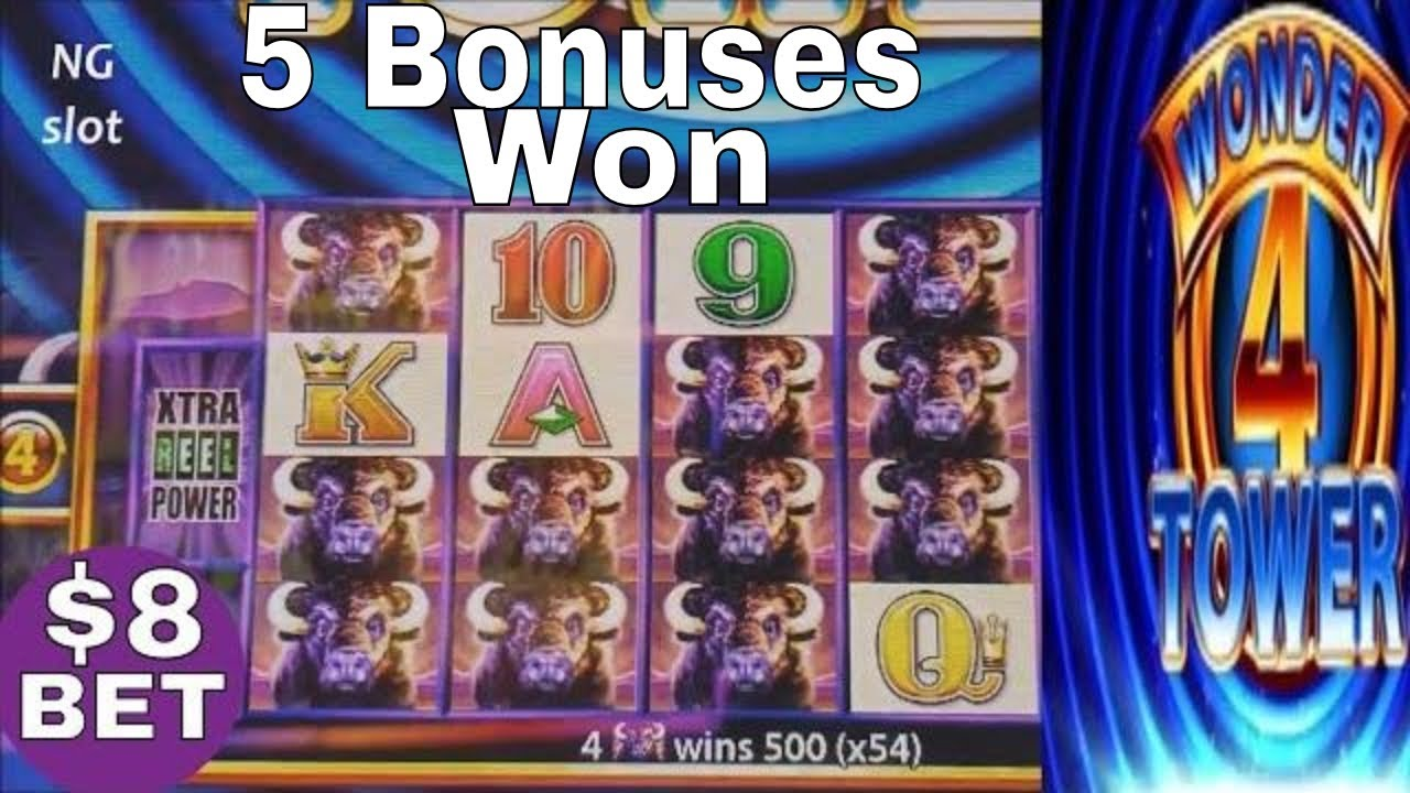 How To Play Buffalo Slot Machine