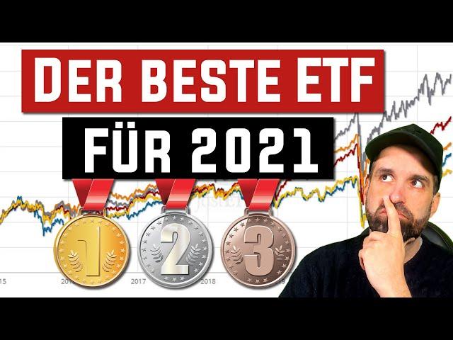 Der beste ETF 2021 - 5 ETFs im Vergleich (Update)