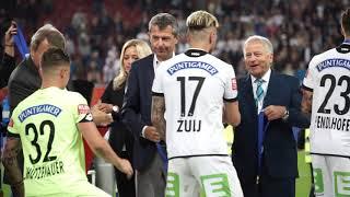 UNIQA ÖFB Cup Finale 2018 | SK Puntigamer Sturm Graz vs. FC Red Bull Salzburg