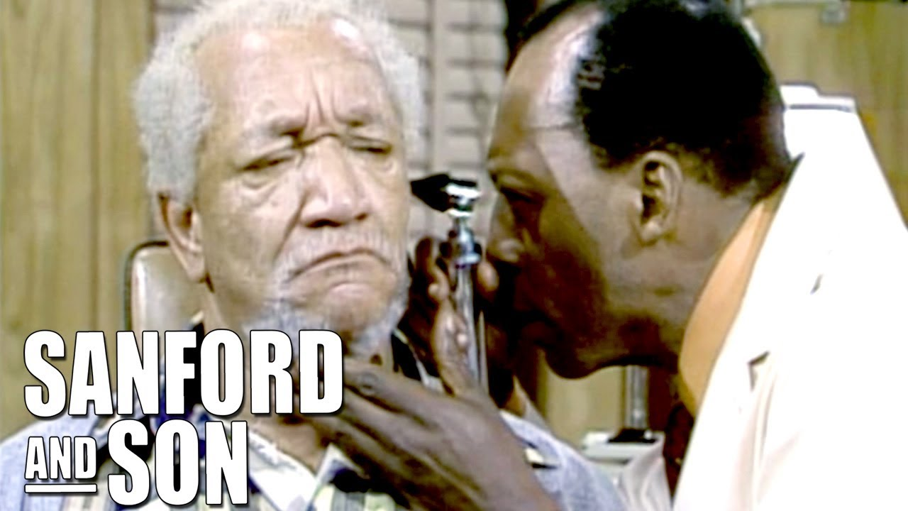 Is Fred Going Deaf?   Sanford and Son