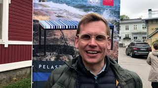 Anton: Lokkien ääni viesti vapaudesta, Naantalin Venemessut