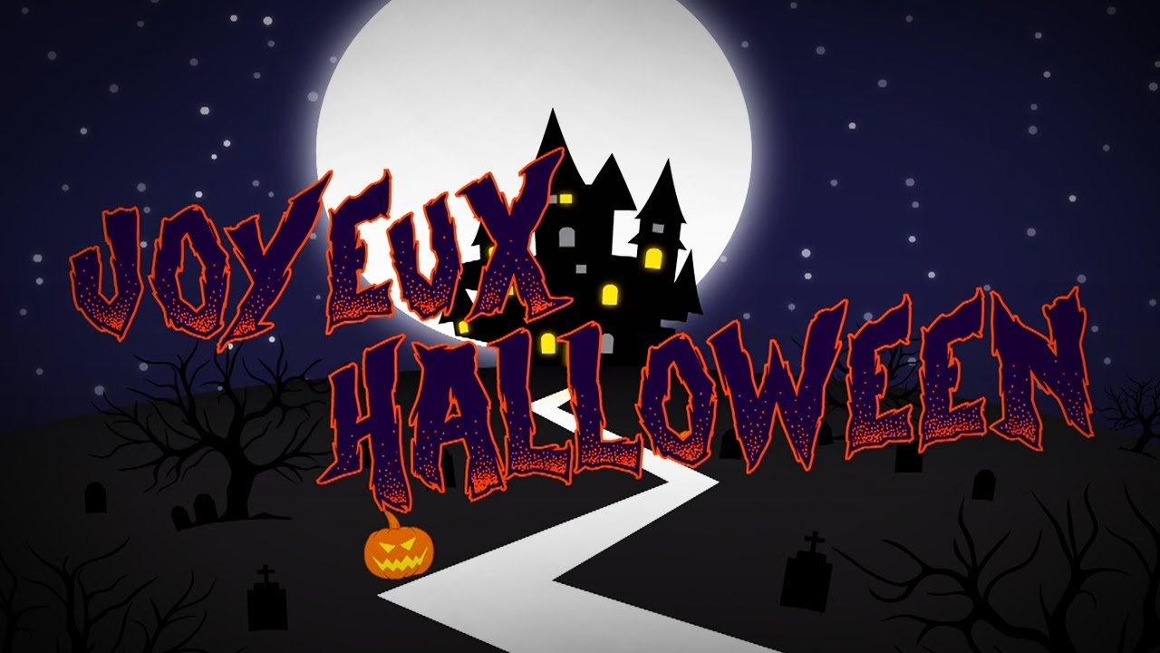 [Motion Design] Happy Halloween !