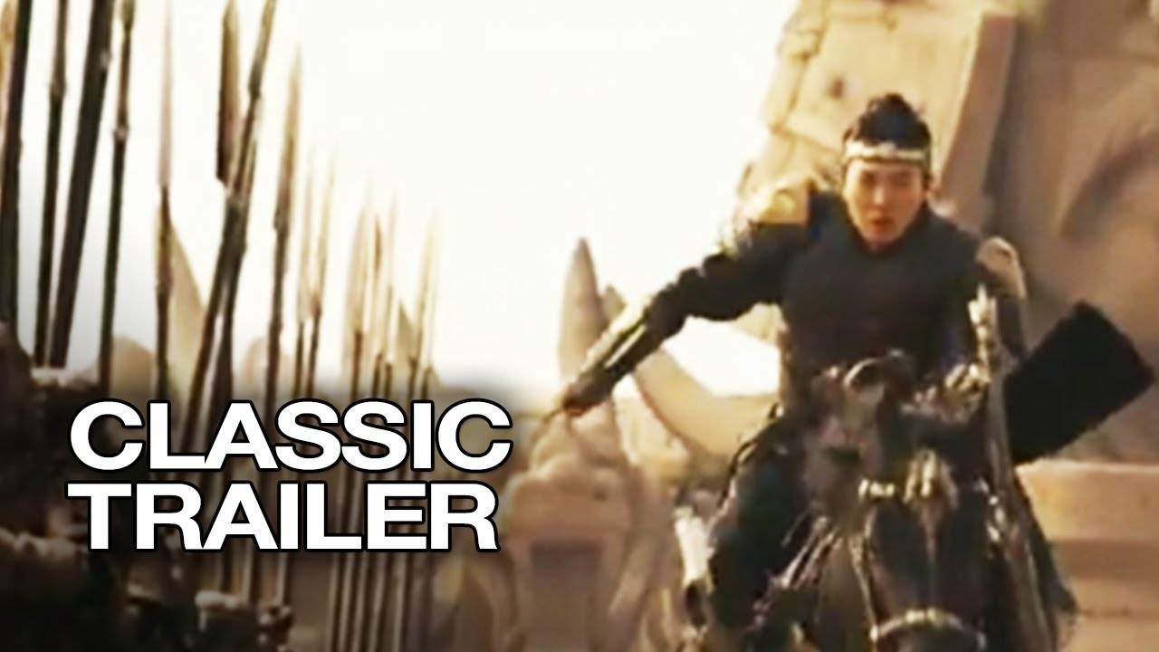 The Mummy 3 Tomb Of The Dragon Emperor Official Trailer 1 Brendan Fraser Movie 2008 Hd Youtube