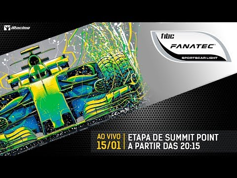 F1BC Fanatec Sportscar Light 2018/1 @ Summit Point