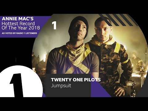 1 - Twenty One Pilots – Jumpsuit | Annie Macs Hottest Record Of The Year 2018