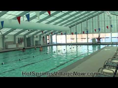 Hot Springs Village Arkansas Fitness Center