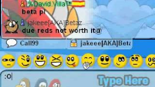 JAKEEE SCAMMER ON XAT
