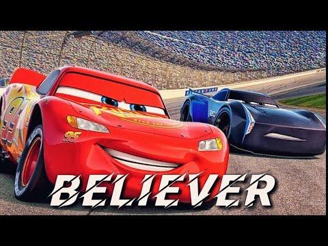 Cars (AMV)| Believer | LightingMcqueen⚡ #95