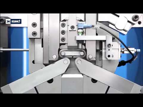 Как происходит изготовление скоб, станок по изготовлению скобы из проволоки