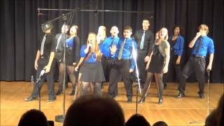 Titanium a cappella (The Vocal Suspects)