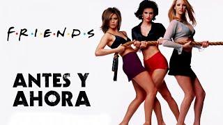 Famosos De La Series Friends Antes Y Ahora