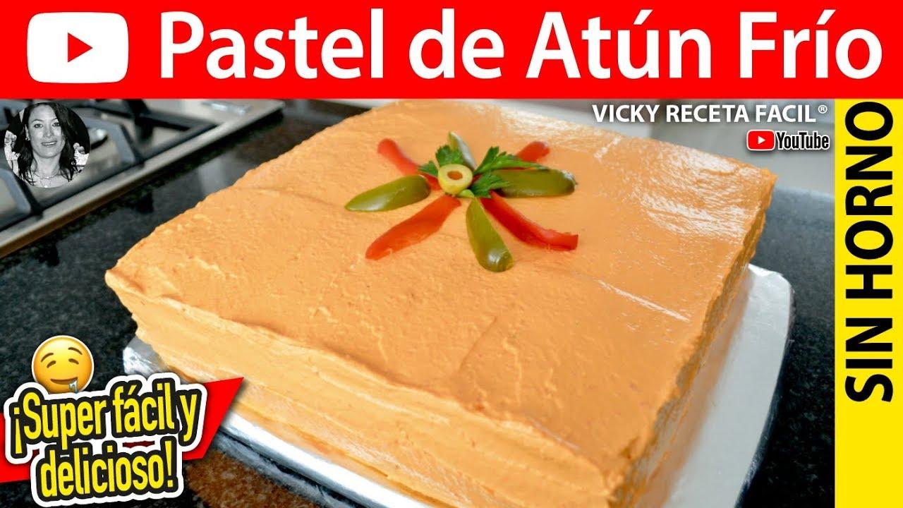 Image Result For Receta Pastel De Atun