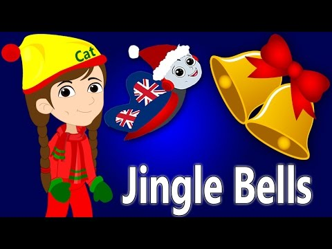 Jingle Bells | Christmas Songs For Children | British Kids Songs Xmas Series