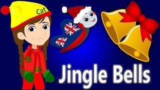 Jingle Bells   Christmas Songs For Children   British Kids Songs Xmas Series