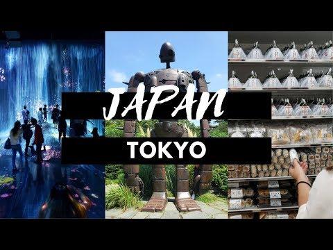 Japan Vlog Tokyo thumbnail