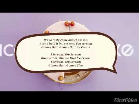 Red Velvet - Ice Cream Cake English Lyrics