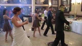 Wedding Thriller dance 2011