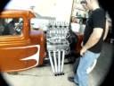 Blown Hemi Hot Rod Show Truck