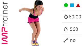 60 Minuti: Allenamento Completo con Esercizi per Dimagrire e Tonificare
