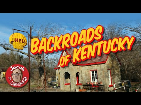Backwoods of Kentucky - Dixie Highway Day 2 - Abandoned Exploration and Sanders Cafe Update