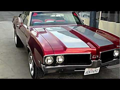 For Sale Oldsmobile 1969 Cutlass Convertible 442