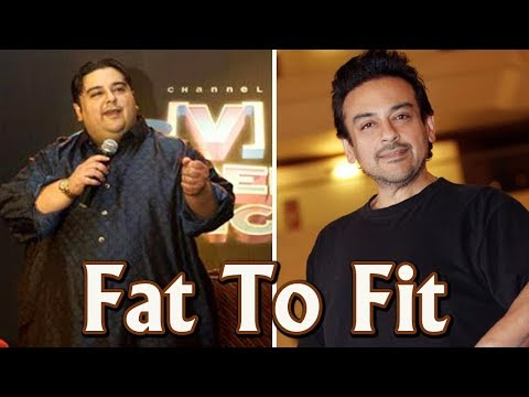 From Fat To Fit - Adnan Sami's Transformation