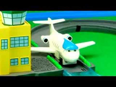 Tomy Thomas & Jeremy Airport Set