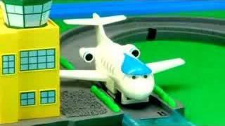 Tomy Thomas & Jeremy Airport Set