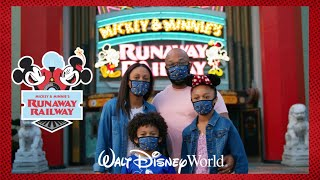 Mickey & Minnie's Runaway Railway | Walt Disney World en Florida