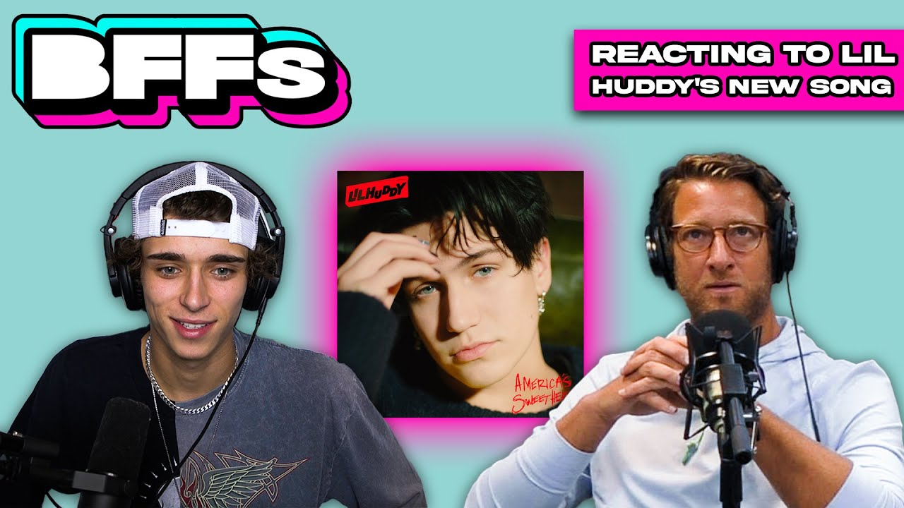 Dave and Josh REACT to LIL HUDDY'S New Song AMERICA'S SWEETHEART