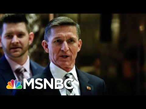 Former Michael Flynn Associates Charged With Trying To Influence US Politicians | MTP Daily | MSNBC