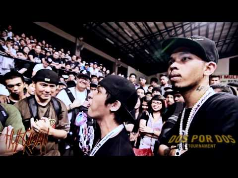 FlipTop - Loonie/Abra vs Tipsy D/Third D @ Dos Por Dos Tournament