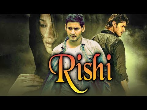 Rishi (2019) Telugu Hindi Dubbed Full Movie | Mahesh Babu, Amrita Rao, Ashish Vidyarthi