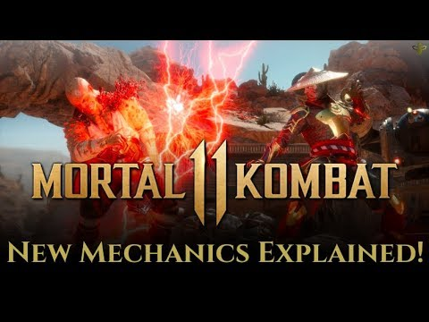 BEGINNERS GUIDE TO MORTAL KOMBAT 11 MECHANICS! thumbnail