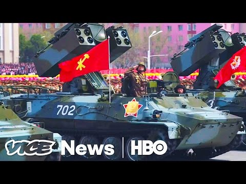 North Koreans Were Celebrating A National Holiday When The Country's Missile Launch Failed (HBO)