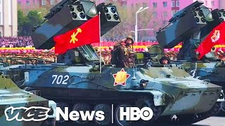 North Korea's Failed Launch  VICE News Tonight on HBO (Full Segment)
