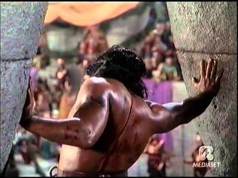 Sansone fa crollare il tempio dei Filistei - YouTube