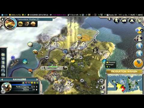Civilization V: Gods and Kings - Let's Play - Deutschland Part 35 |