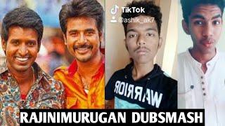 Rajinimurugan Dialogue Dubsmash