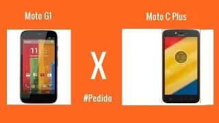 Moto G1 vs Moto C Plus