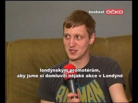 The Subways - Interview (Prague, 6.4.2009) part 1/2