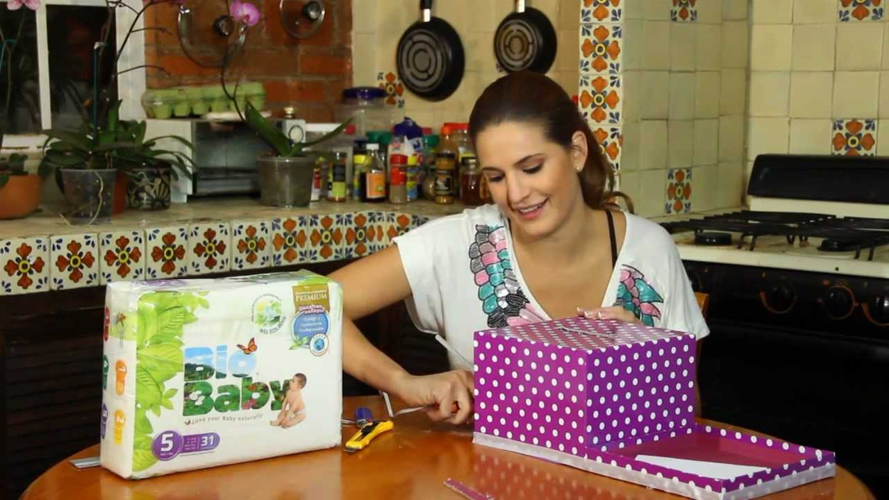 Buzon para baby shower youtube for Sugerencias regalos