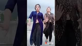 Beautiful sister's dance on MERE SUNE SUNE PAIR PUNJABI NEW SONG 2018