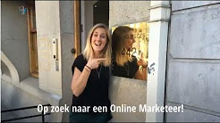 Vacature (Junior) Online Marketeer