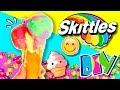 Cómo hacer HELADO de SKITTLES! ✅  Top Tips & Tricks en 1 minuto