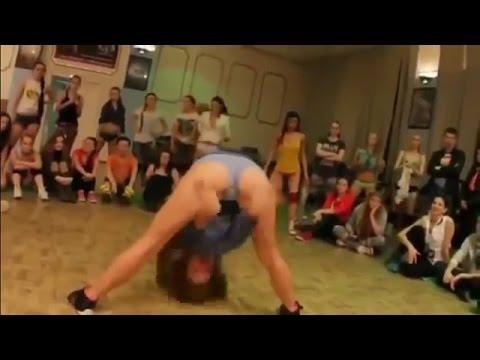 Горячие Танцы Попой 3