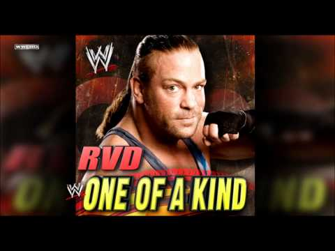 """WWE: """"One Of A Kind"""" (Rob Van Dam) Theme Song + AE (Arena Effect)"""
