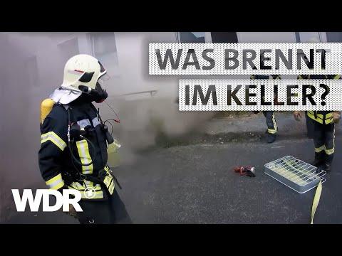 Feuer & Flamme | Kellerbrand in Gelsenkirchen | WDR