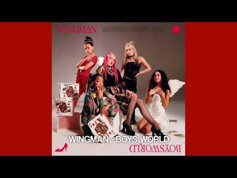 Wingman - Boys World
