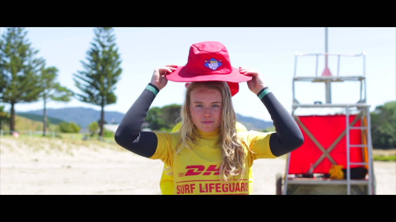 Surf Life Saving NZ -  Be Sunsmart